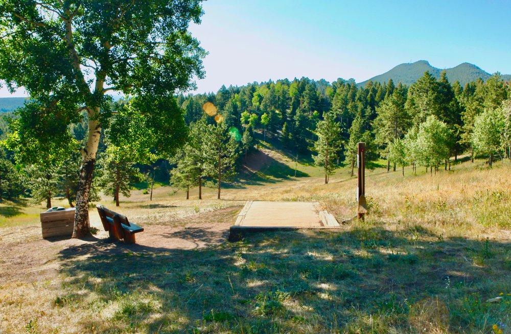 Beaver Ranch Disc Golf Course: 11369 S Foxton Rd, Conifer, CO