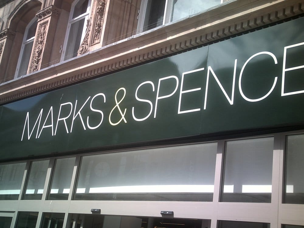 marks spencer department stores 35 church street. Black Bedroom Furniture Sets. Home Design Ideas