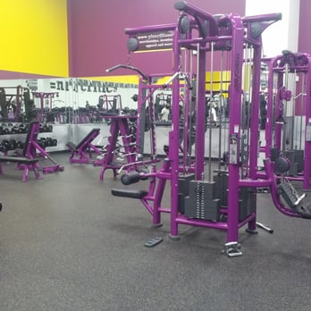 Planet fitness weight machines
