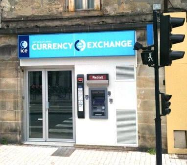 ICE International Currency Exchange Currency Exchange 40 rue