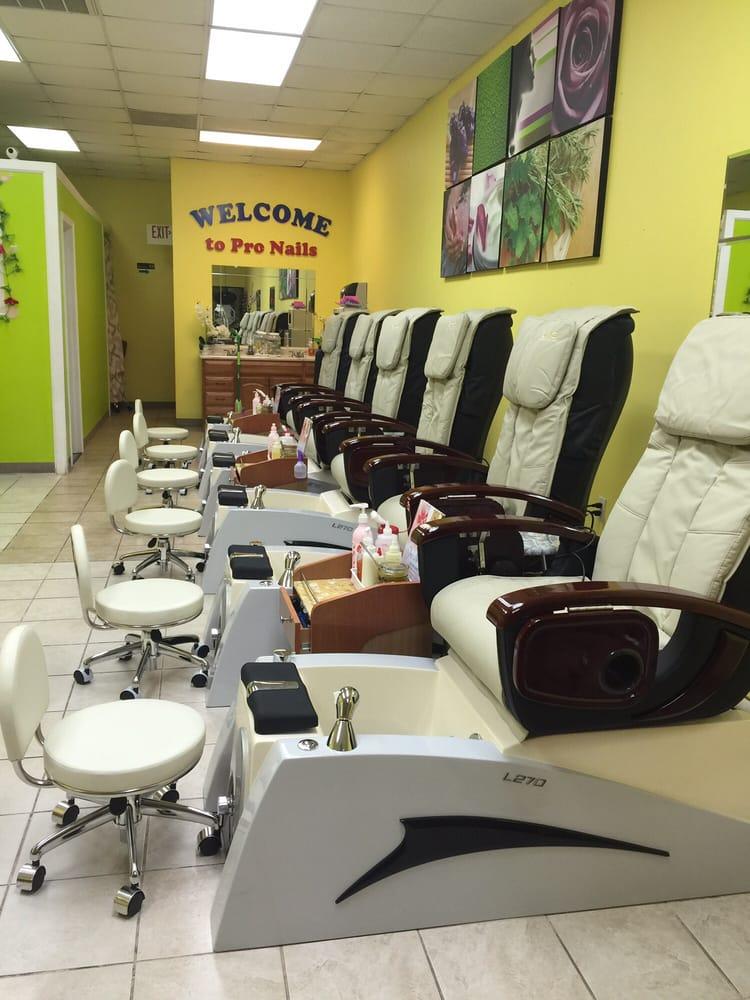 Pro nails nail salons 2765 s church st burlington nc - Burlington nail salons ...