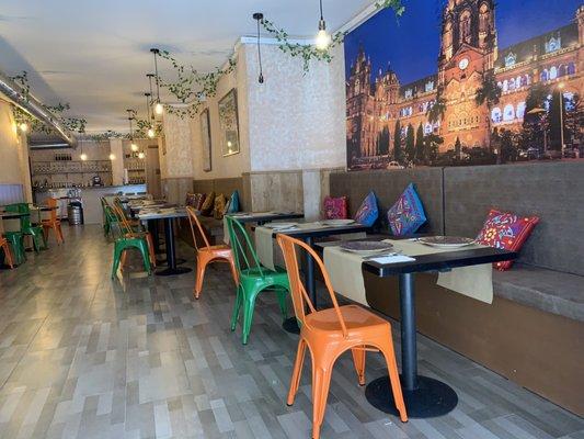 Restaurante Mumbai Indian Calle Amor De Dios 43 Duque