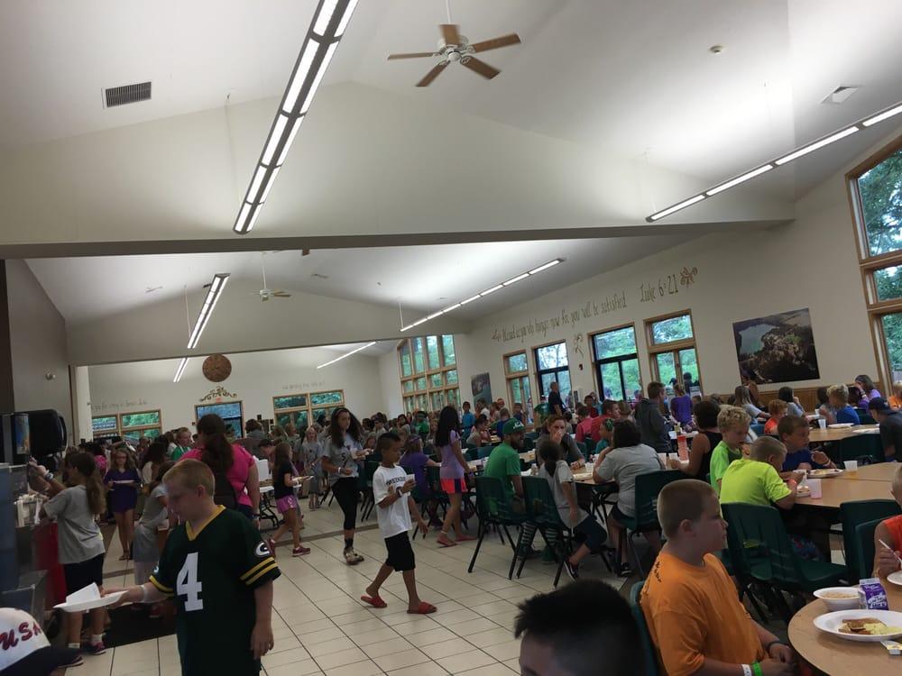Spencer Lake Christian Center: N1385 County Rd E, Waupaca, WI