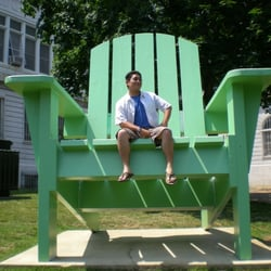 Giant Adirondack Chair 15 Reviews Local Flavor 35th And