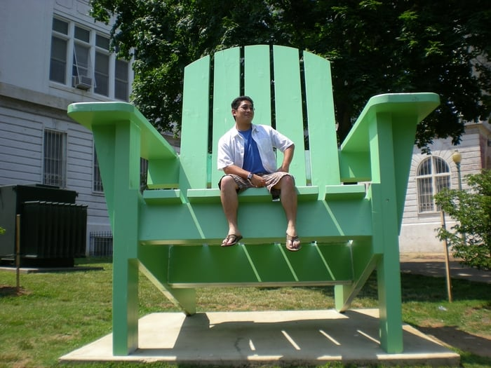 Giant Adirondack & Giant Adirondack Chair - 14 Reviews - Local Flavor - 35TH And ...