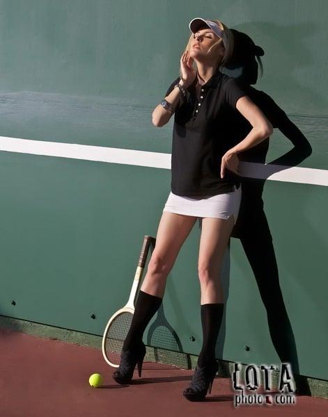 Fashion Editorial Tennis Yelp