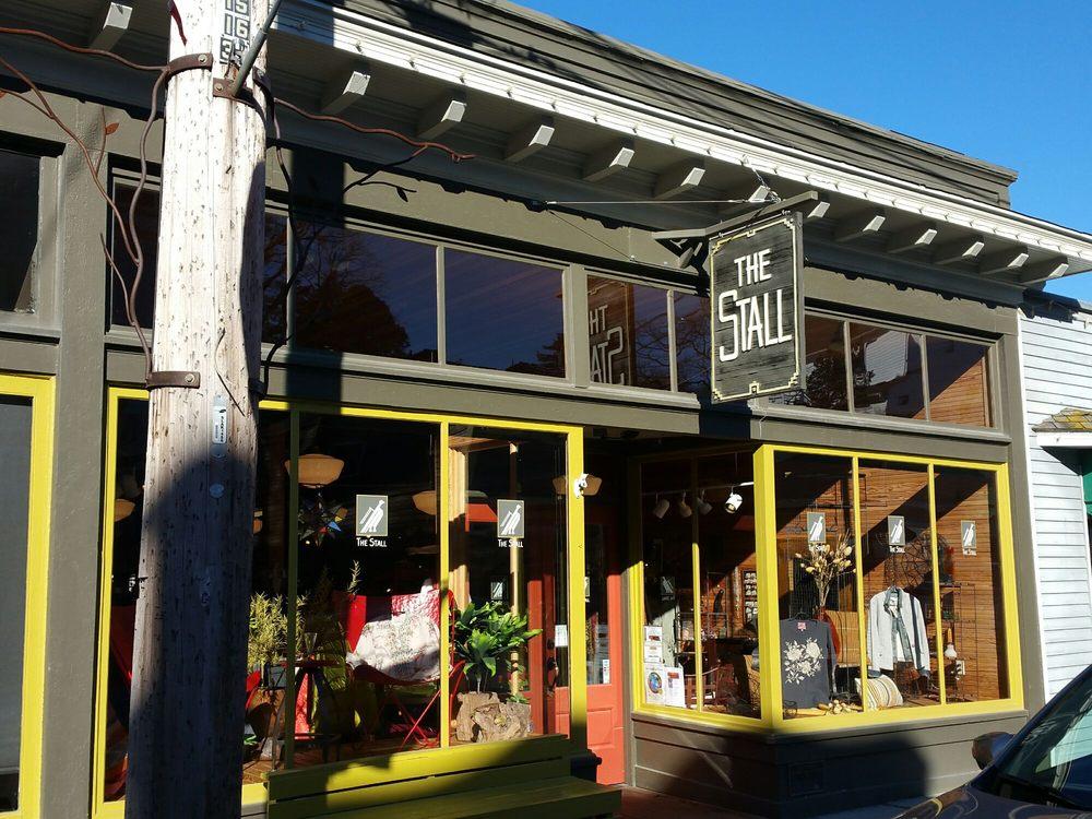 The Stall: 712 S 1st St, La Conner, WA