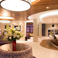 Photo Of The Bluemont Hotel Manhattan Ks United States Lobby