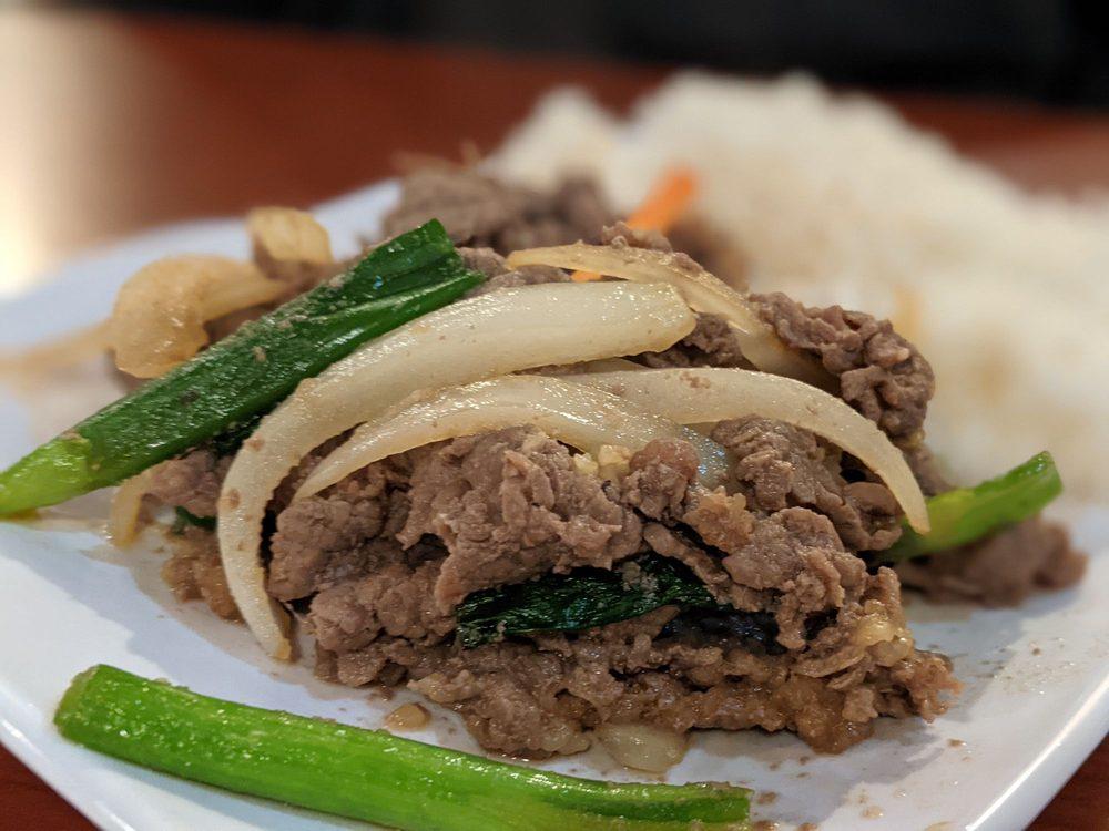 Bando Korean Restaurant: 8015 Pendleton Pike, Indianapolis, IN