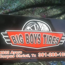 Big boys tires tires 4802 ayers st corpus christi tx phone photo of big boys tires corpus christi tx united states business card colourmoves Image collections