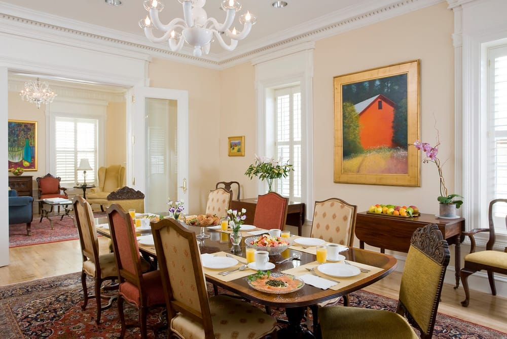 Photo of Embassy Circle Guest House: Washington, DC, DC