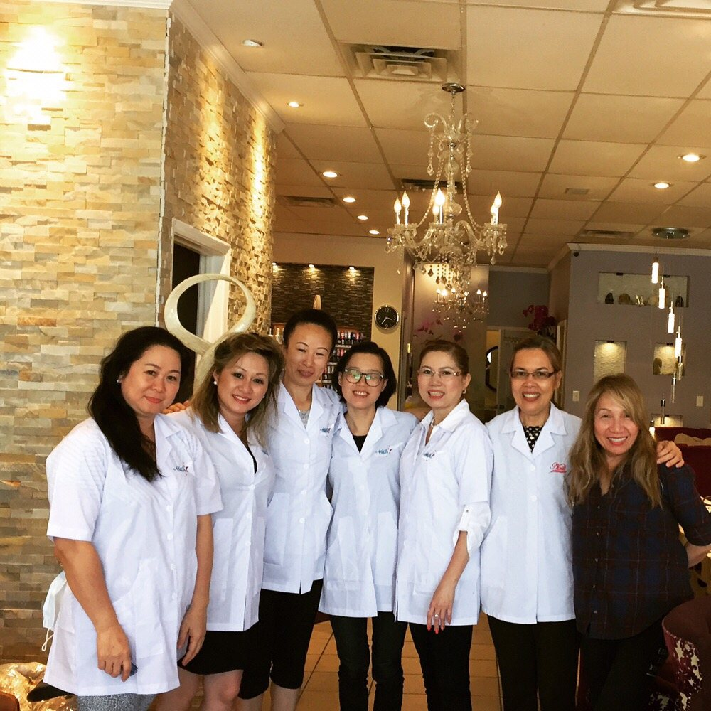 Mia Nail Spa and Von Beauty Artistry: 1494 W Oak St, Zionsville, IN