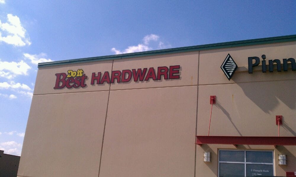 Do It Best Hardware: 4646 W Huntington Ave, Lincoln, NE