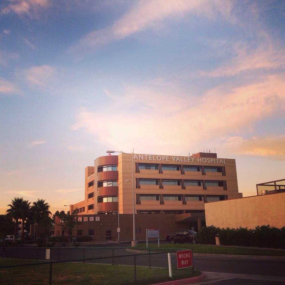 Antelope Valley Hospital Emergency Room