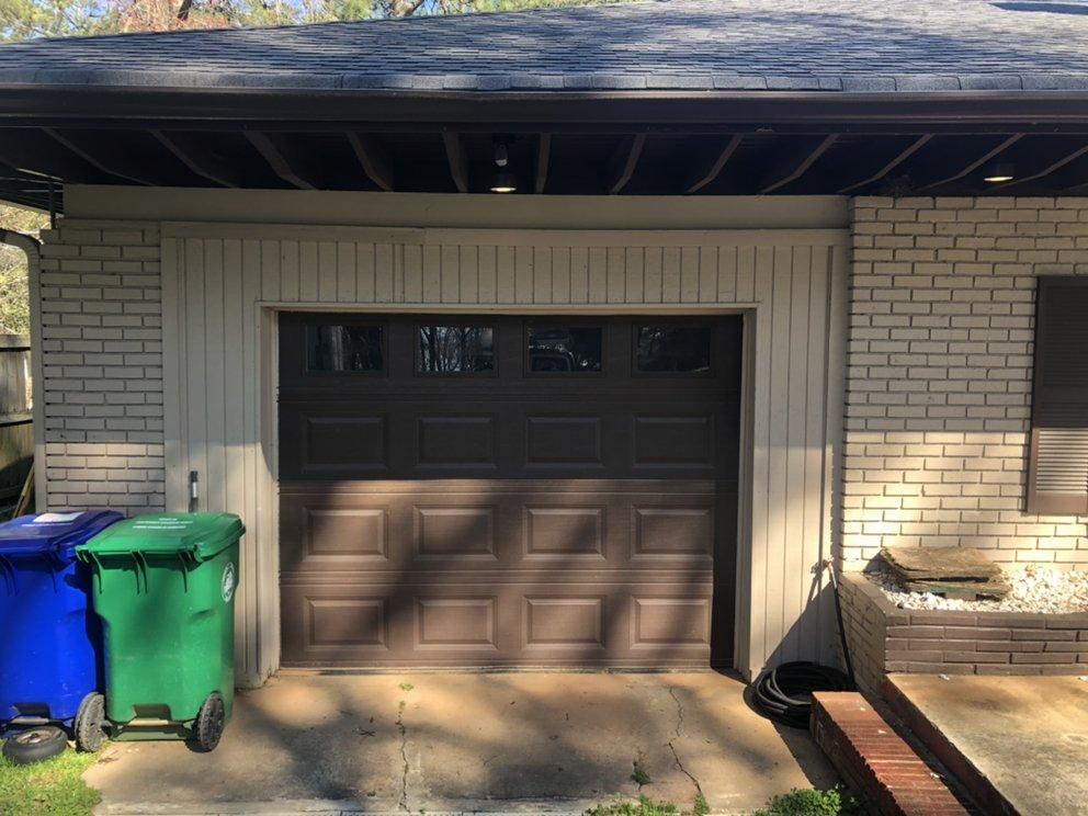 North Georgia Garage Door