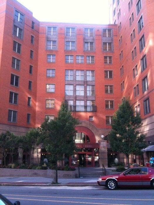 Tent City Apartments - Apartments - Back Bay - Boston, MA ...