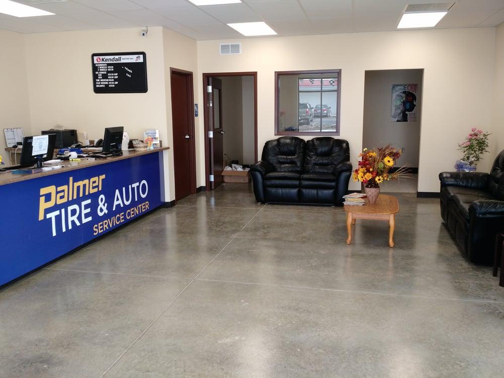 Palmer Tire & Auto Service Center - Request a Quote - Auto ...