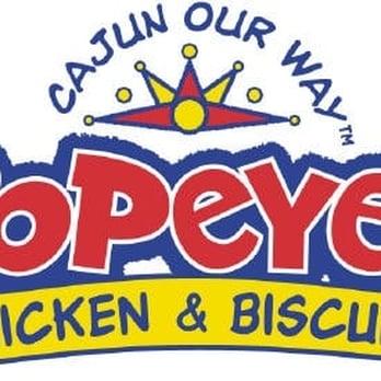 Popeyes Louisiana Kitchen Logo popeyes louisiana kitchen - 11 photos & 15 reviews - fast food