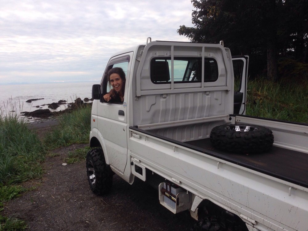 Cook Inlet Mini Trucks