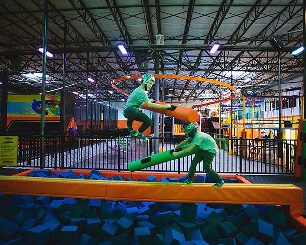 Urban Air Adventure Park - McKinney: 3150 S Hardin, McKinney, TX
