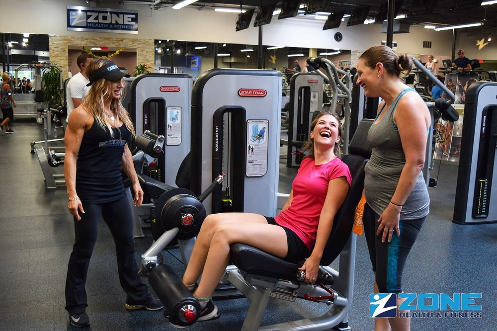 Zone Health and Fitness