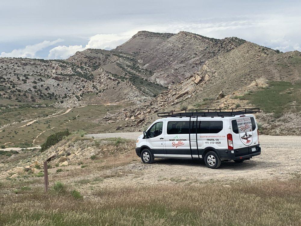 Desert Mountain Shuttle: Fruita, CO