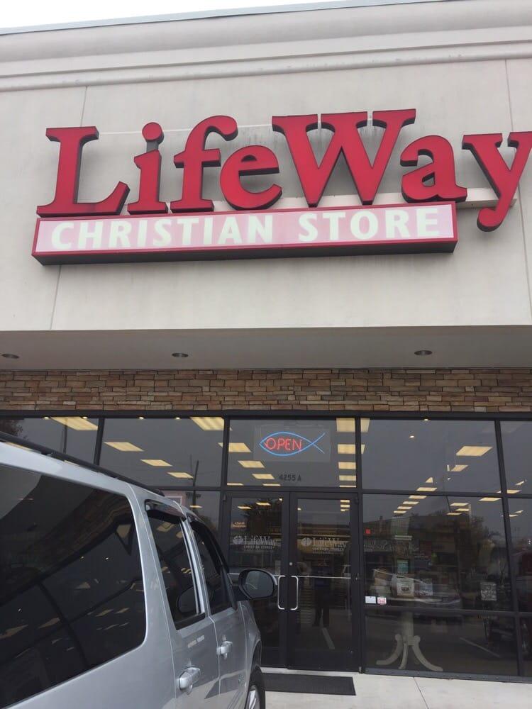 LifeWay Christian Store: 4255 Dowlen Rd, Beaumont, TX