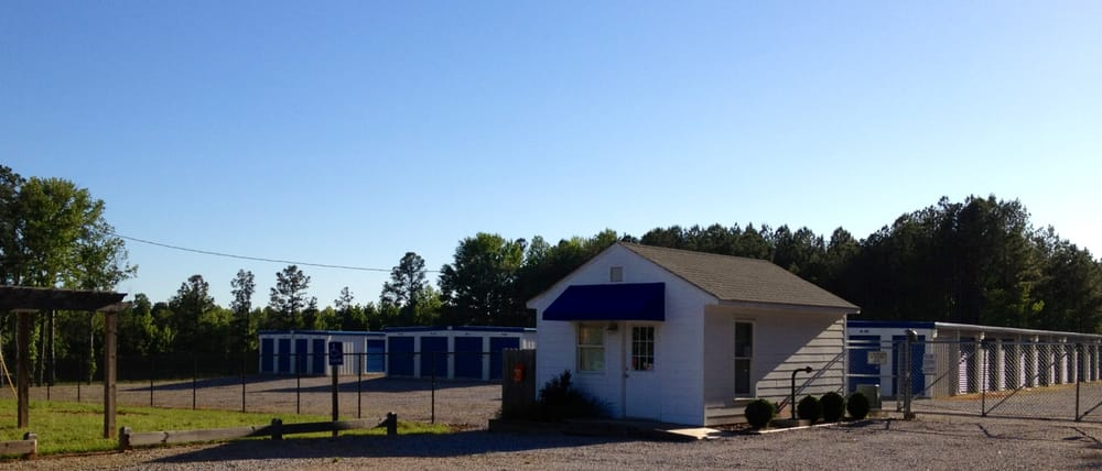 Macon Mini Storage: 127 Church Hill Rd, Macon, NC