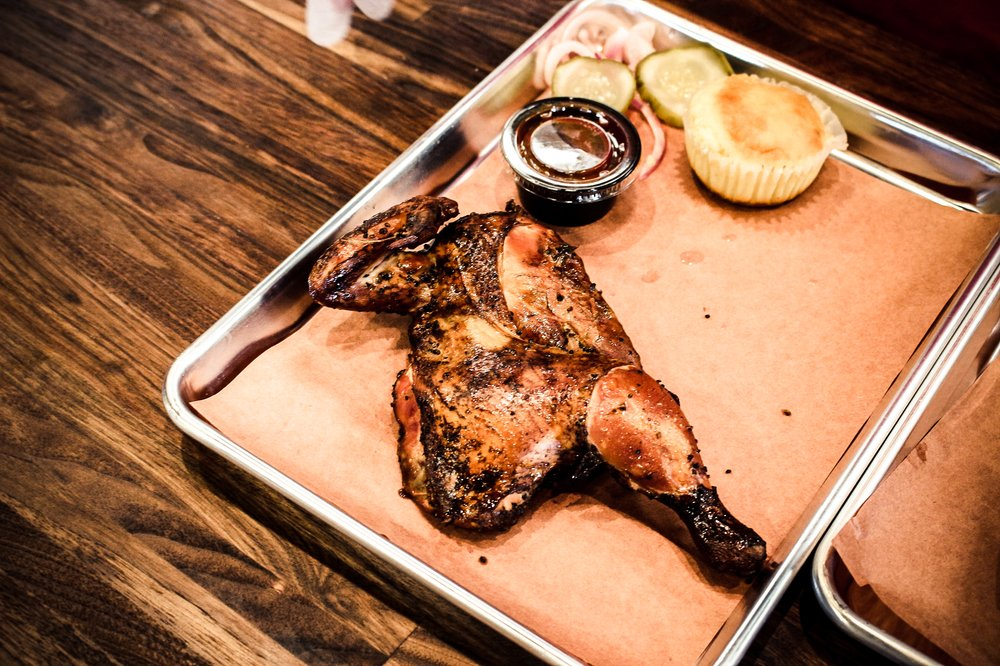 Salted Pig American Barbecue: 11835 N Oracle Rd, Oro Valley, AZ