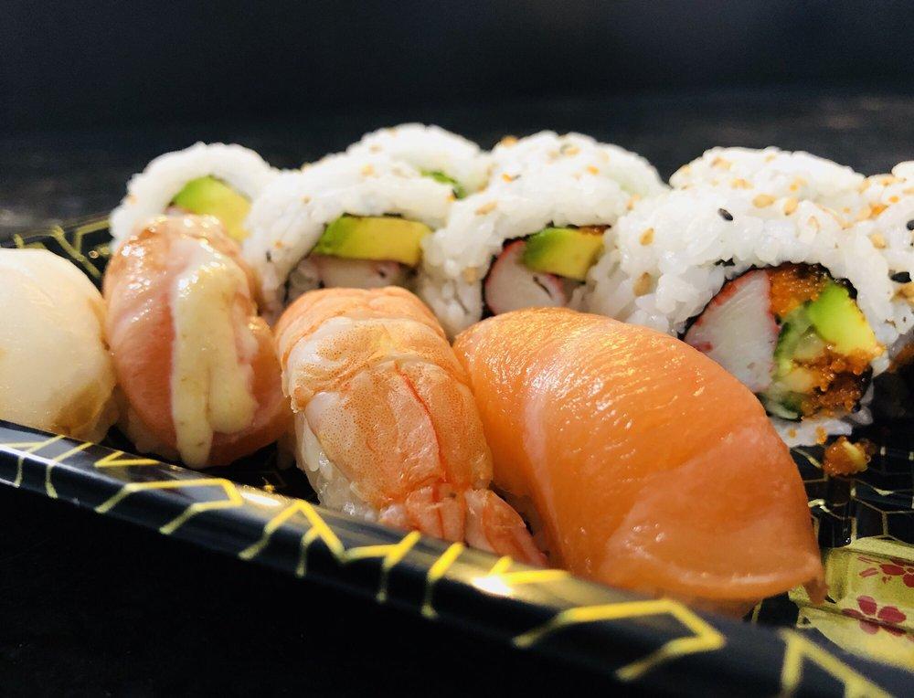 Itamae AYCE Sushi