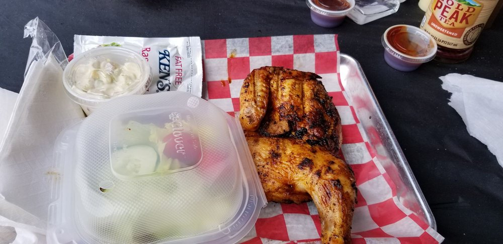 Sweitzer's BBQ: 111 N 3rd St, Oakland, MD