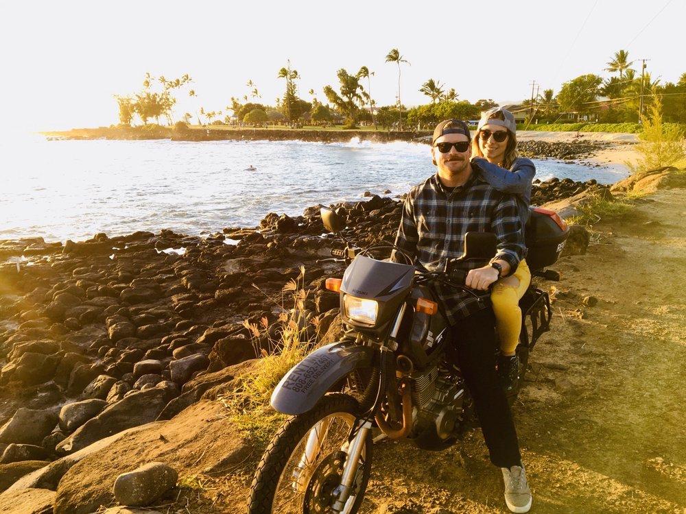 Kauai Mopeds: 3416 Rice St, Kapaa, HI