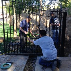Photo Of Garage Door Repair And Gate   Camarillo, CA, United States. Swing