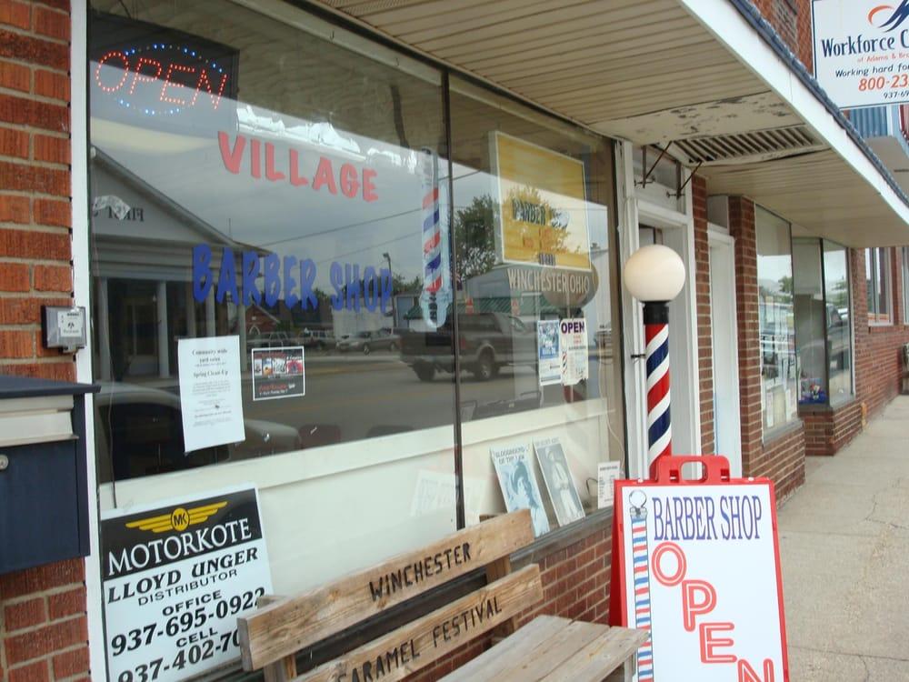 Village Barber Shop: 19217 State Rte 136, Winchester, OH