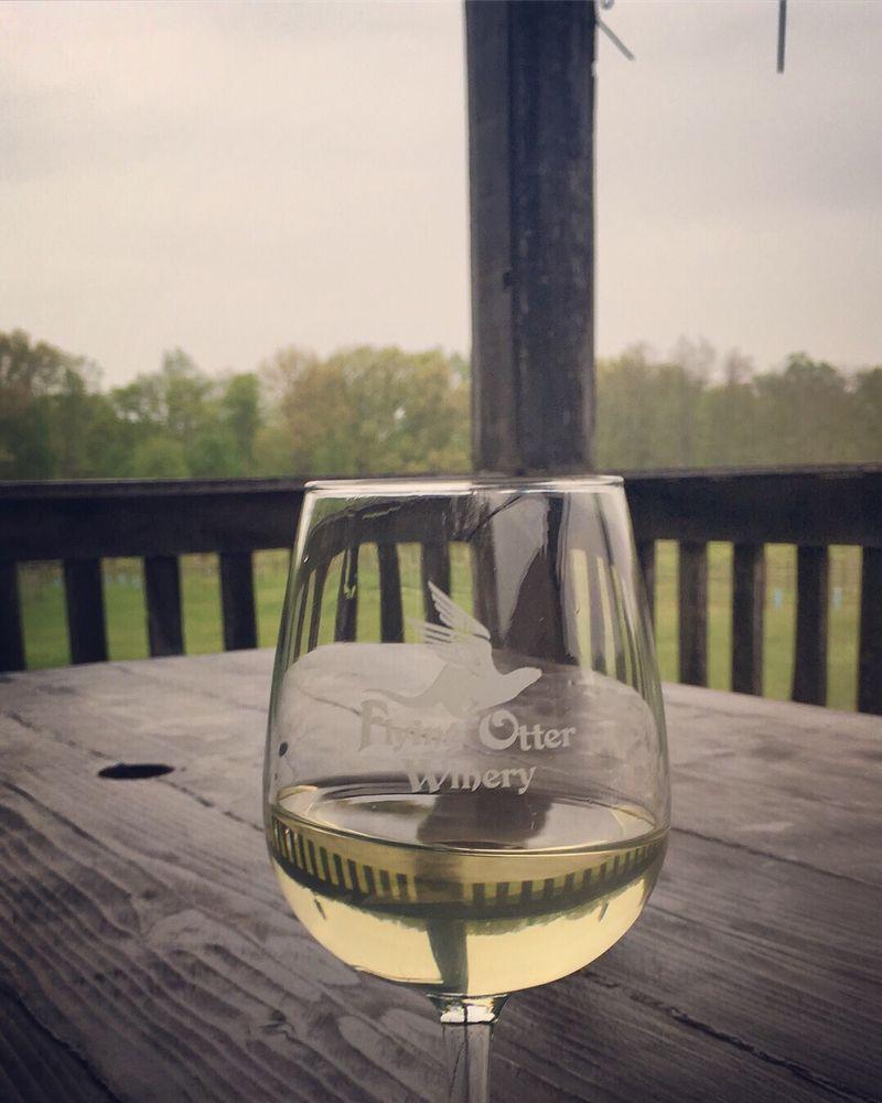 Flying Otter Vineyard & Winery: 3402 Chase Rd, Adrian, MI