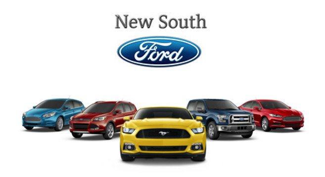 New South Ford Car Dealers 1200 N Frontage Rd Meridian Ms