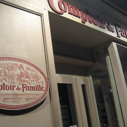 le comptoir de famille tafelware geschirr 35 passage jouffroy richelieu drouot paris 09. Black Bedroom Furniture Sets. Home Design Ideas
