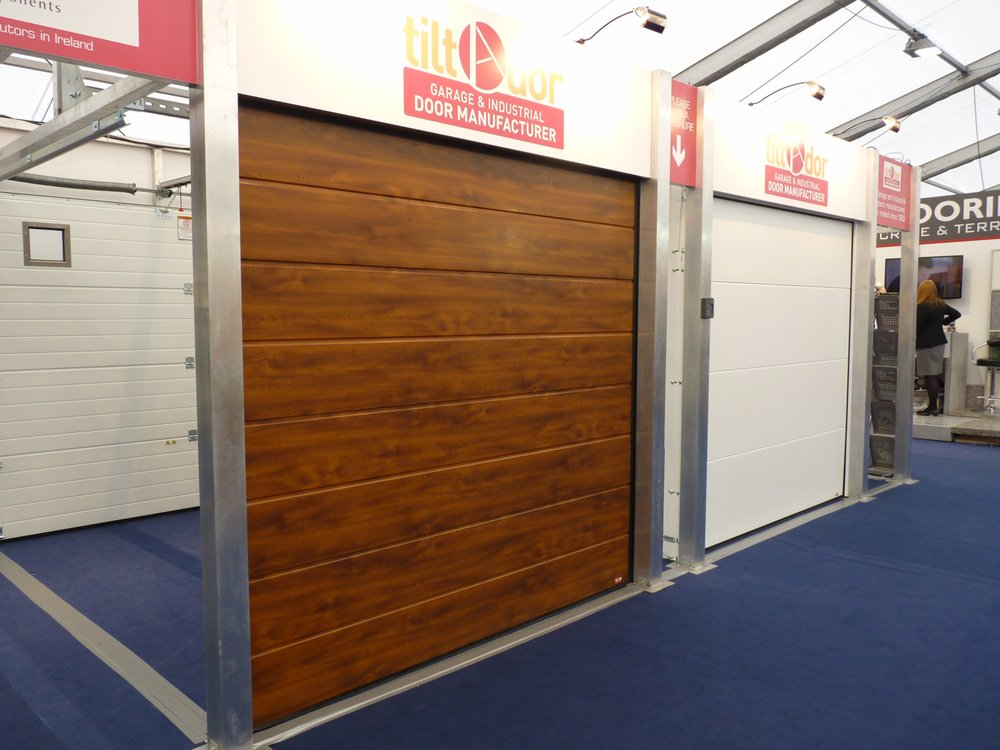 Photo of TiltAdor Garage and Industrial Doors - Newtownards Down United Kingdom. Insulated : kingspan doors - pezcame.com