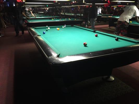 Mr Cues Billiards II Chamblee Tucker Rd Atlanta GA Billiard - Mr billiards pool table