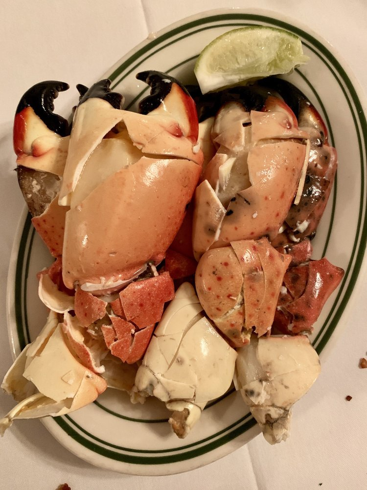 Joe's Piedra Crab