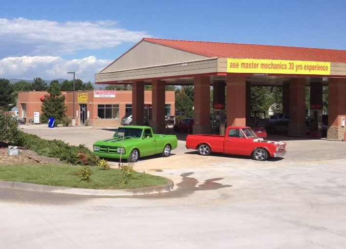 Town Center Auto Repair: 8057 Carder Ct, Highlands Ranch, CO