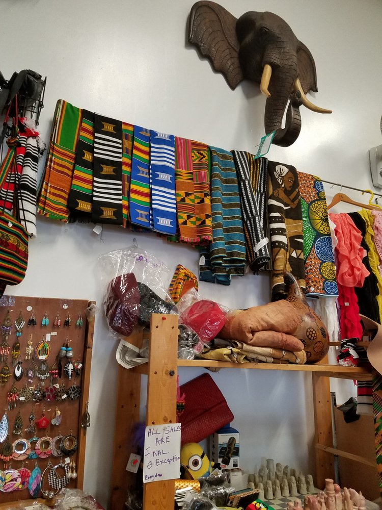 Ebbydan African Arts: 301 Georgia St, Vallejo, CA
