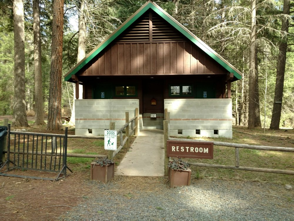 Wizard Falls Trout Hatchery: 7500 Forest Service Rd 14, Camp Sherman, OR
