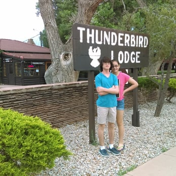 Photo Of Thunderbird Lodge Chinle Az United States