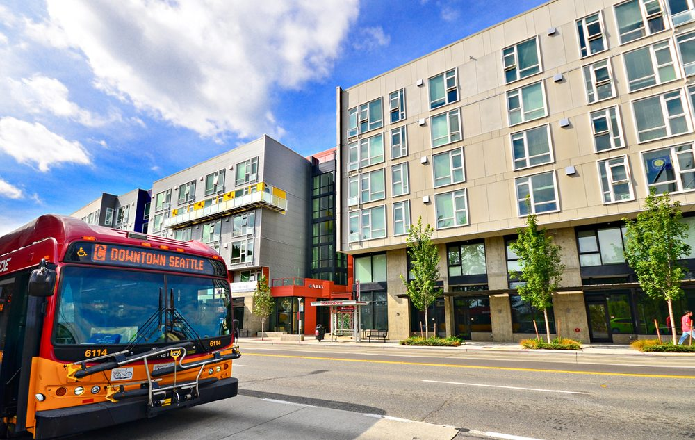 Aura West Seattle Apartments