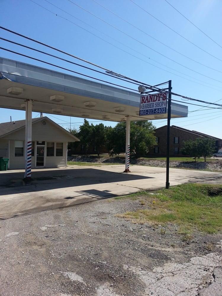 Randys Barber Shop Barbers 4523 Moulton St Greenville Tx Yelp