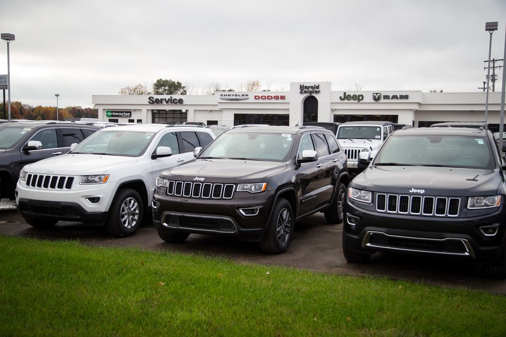 Photos for Harold Zeigler Chrysler Dodge Jeep Plainwell - Yelp