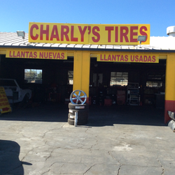 Charly S Tires Tires 1807 S Chester Ave Bakersfield Ca Phone