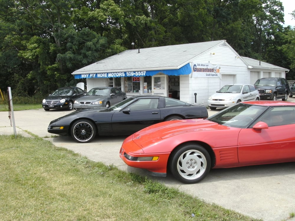 why pay more motors closed car dealers 1200 w 4th st mansfield oh yelp. Black Bedroom Furniture Sets. Home Design Ideas