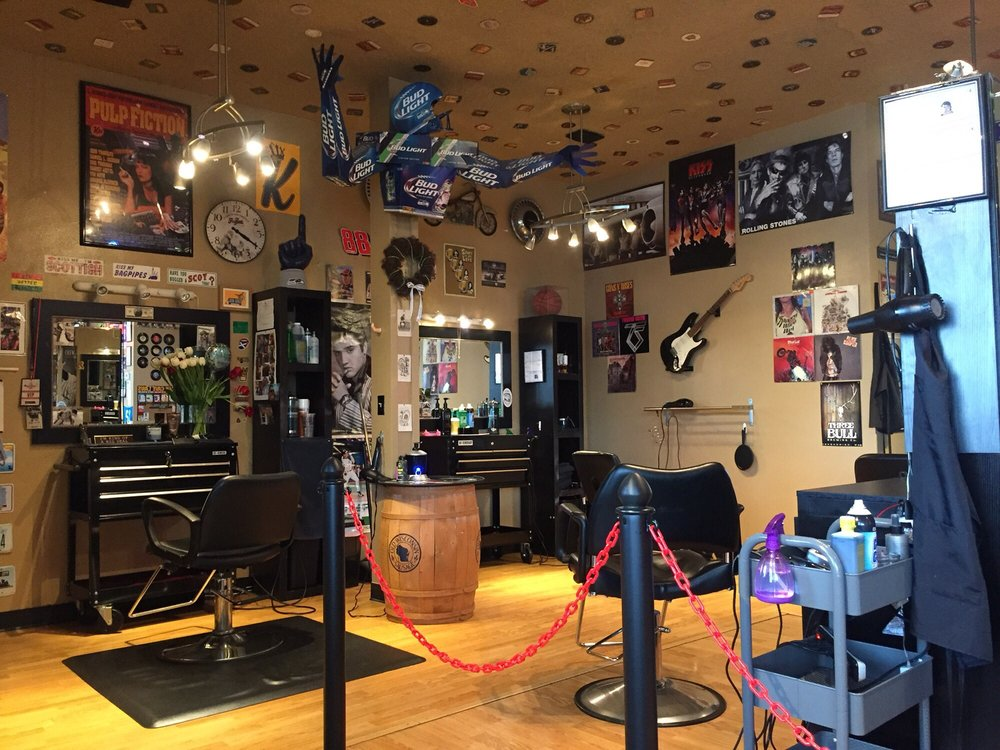 Man Cave Barber Toronto Review : Man cave barber shop reviews barbers sr